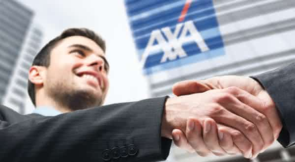 AXA entre as maiores empresas de seguros do mundo