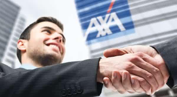 AXA entre as maiores empresas de seguros do mundo