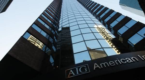 American International Group entre as maiores empresas de seguros do mundo