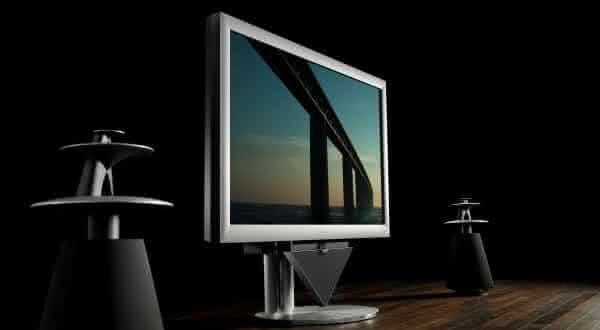Beovision 4-103 entre os televisores mais caros do mundo