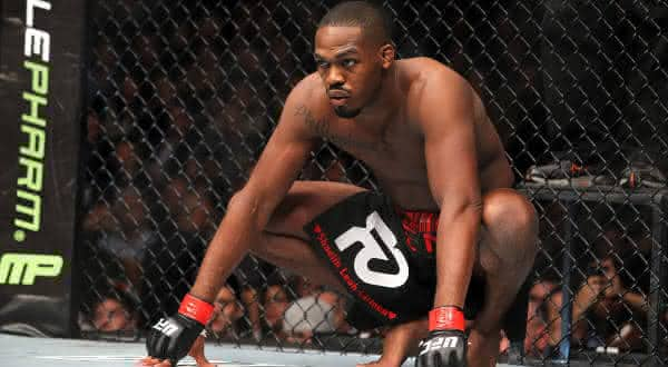 jon jones jacksons entre as principais equipes do ufc
