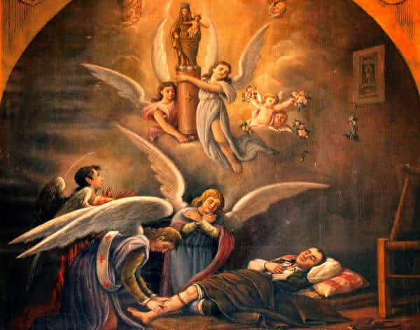 perna amputada entre os chocantes milagres religiosos nunca explicados