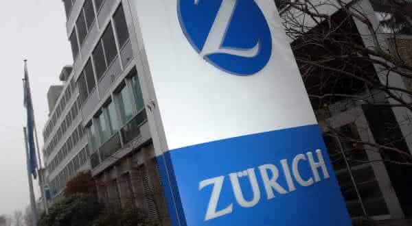 zurich entre as maiores empresas de seguros do mundo