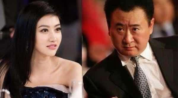 Wang Jianlin Ning Lin entre os casais mais ricos do mundo