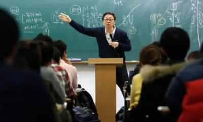 Top 10 países com maiores salários de professores no mundo