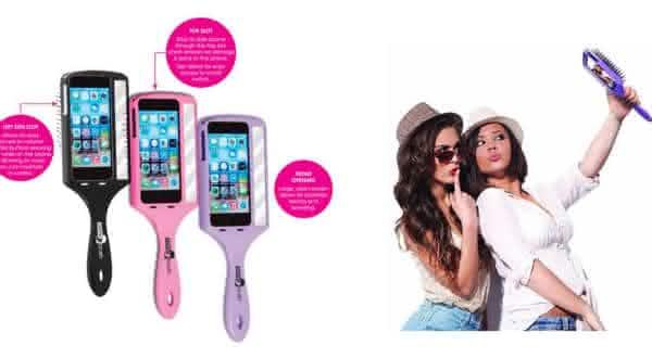 escova selfie entre as mais estranhas invencoes para a selfie perfeita