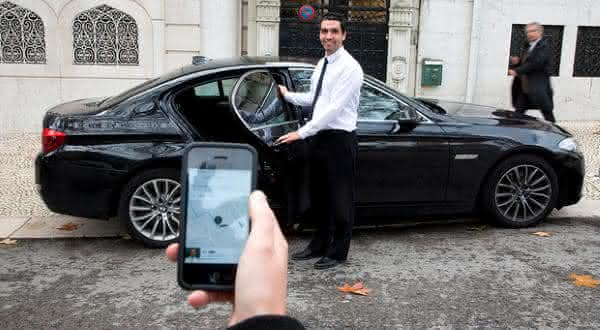 evolucao humana entre as razoes para usar Uber em vez de taxi