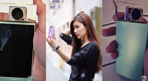 sony perfume selfie entre as mais estranhas invencoes para a selfie perfeita