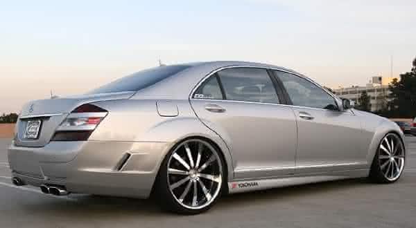 Ace Executive Black rodas de carros mais caras do mundo