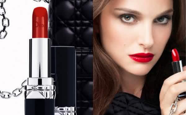 Christian Dior batons mais caros do mundo