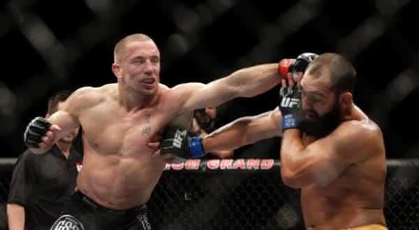 Georges St-Pierre entre os melhores lutadores do UFC de todos os tempos