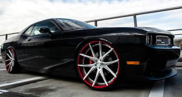 Lexani Forged rodas de carros mais caras do mundo