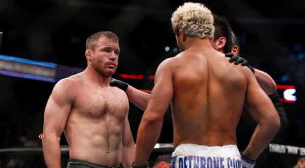 Matt Hughes entre os melhores lutadores do UFC de todos os tempos