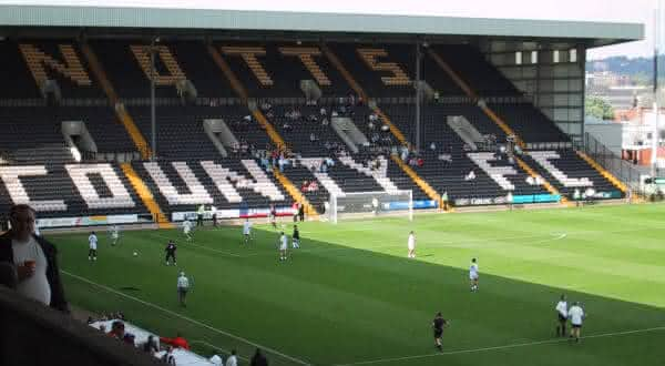 Notts County Fc entre os clubes mais antigos do mundo