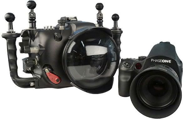 Phase One P65 Digital Back Medium Format with 645 DF entre as cameras digitais mais caras do mundo