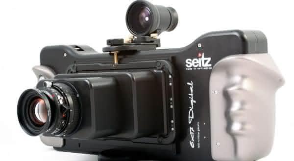 Seitz 6×17 Digital-Panoramic entre as cameras digitais mais caras do mundo
