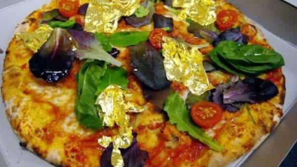 The Worlds Most Expensive Pizza pizzas mais caras do mundo