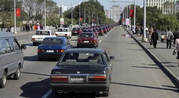 coreia do norte entre os paises mais caros para comprar um carro