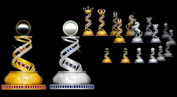 Jewel Royale jogos de xadrez mais caros do mundo
