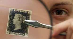 Top 10 selos mais raros do mundo