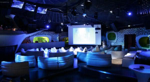 Cocoon Club entre as casas noturnas mais luxuosas do mundo