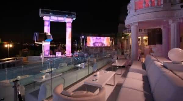 Halikarnas Club entre as casas noturnas mais luxuosas do mundo