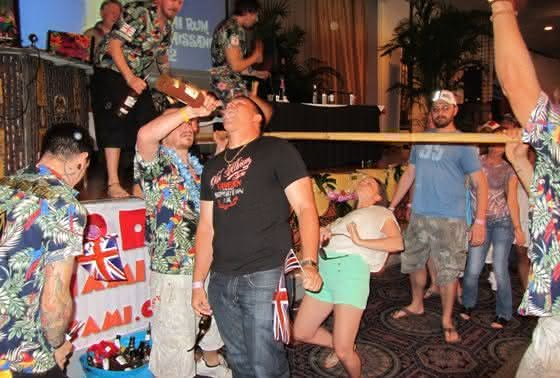 Miami Rum Renaissance Festival  entre os melhores festivais de bebidas do mundo