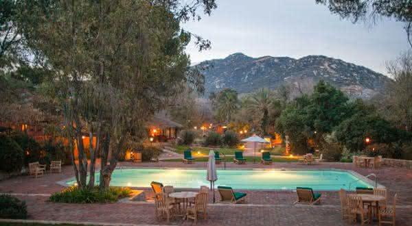 Spa at Rancho La Puerta entre os melhores spas do mundo