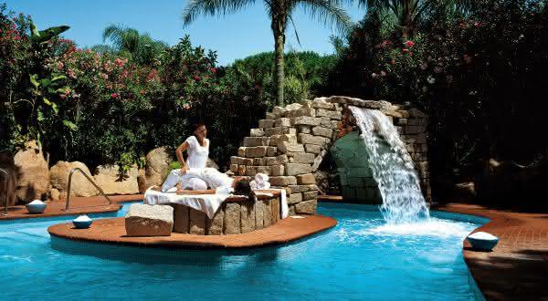 Thalasso del Forte at Forte Village Resort entre os melhores spas do mundo
