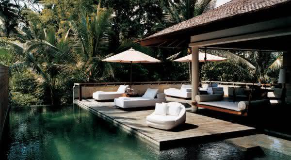 Wellness Spa at COMO Shambhala Estate entre os melhores spas do mundo