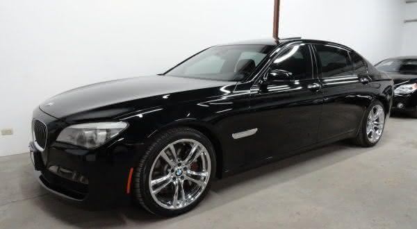 BMW 750Li Sedan entre os carros blindados mais caros do mundo