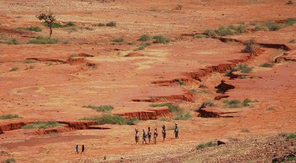 Burkina Faso entre os países com maiores médias de temperaturas