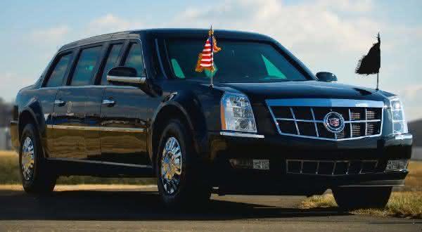 Cadillac One entre os veículos blindados mais caros