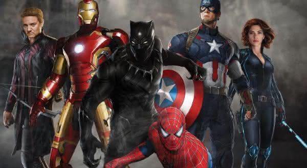 Capitao America Guerra Civil entre os filmes mais esperados de 2016