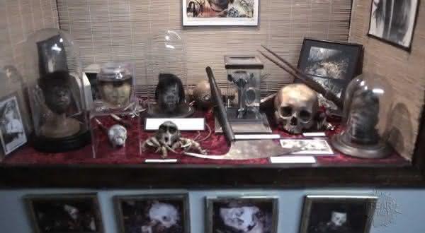 Museum of Death entre os mais estranhos museus do mundo