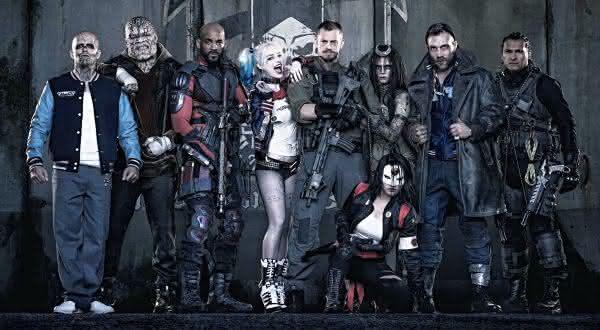 Suicide Squad entre os filmes mais esperados de 2016