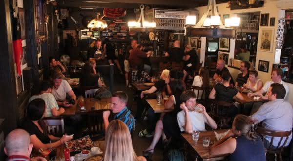 The Hardcore Nerd Bar entre os bares mais bizarros do mundo