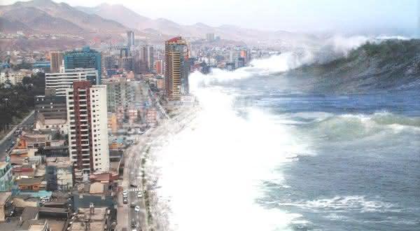 Top 10 piores tsunamis da historia