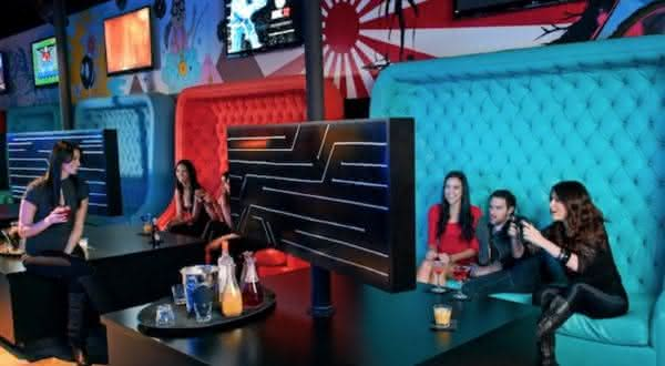 Video Game Arcade Bar entre os bares mais bizarros do mundo