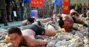 Top 10 exercícios militares extremos
