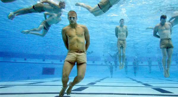 seals 2 entre os exercicios militares extremos