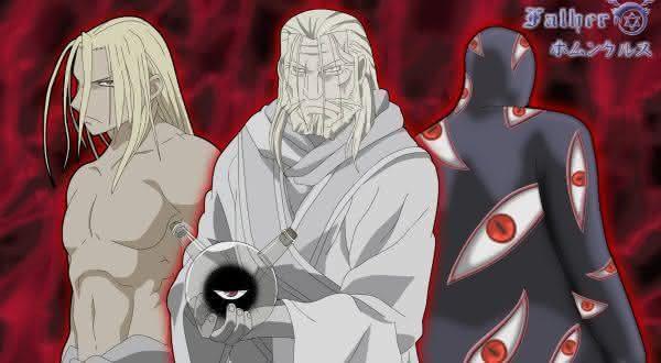Father entre os  viloes mais poderosos dos animes