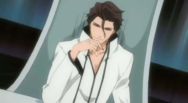 Sosuke Aizen entre os  viloes mais poderosos dos animes
