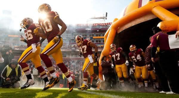 Washington Redskins entre os clubes de esportes mais valiosos do mundo