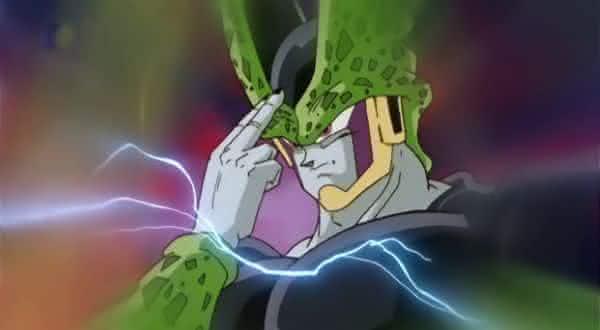 cell entre os  viloes mais poderosos dos animes