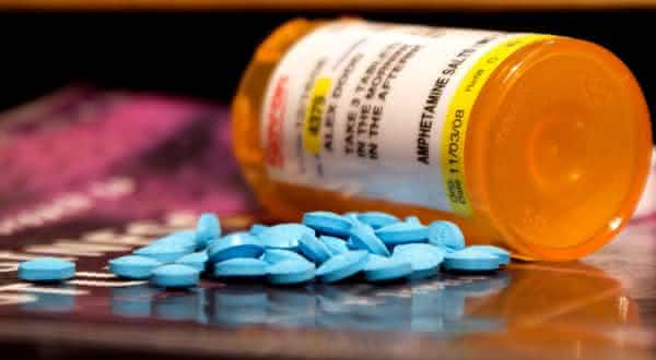 Anfetaminas entre as drogas mais populares atualmente