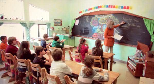 Waldorf Schools entre as estranhas escolas que voce nao vai acreditar que existem