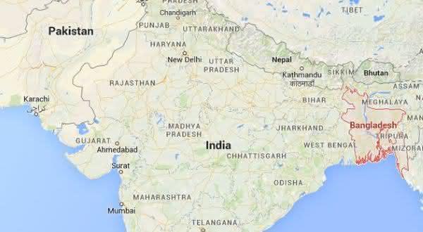 india bangladesh entre as maiores fronteiras terrestres do mundo
