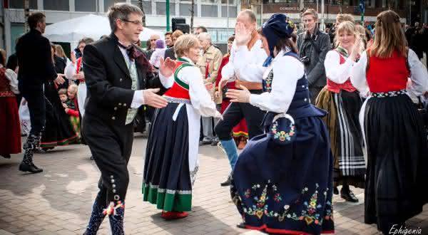noruega entre os paises com maior media de altura do mundo