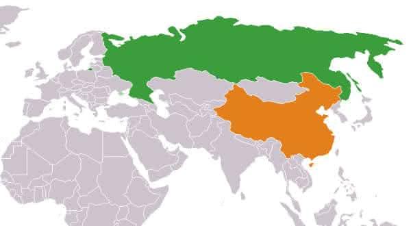 russia-china entre as maiores fronteiras terrestres do mundo